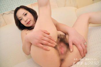 性欲全開四十路妻ハメ撮り動画 エッチな0930 「川上智美 43歳」